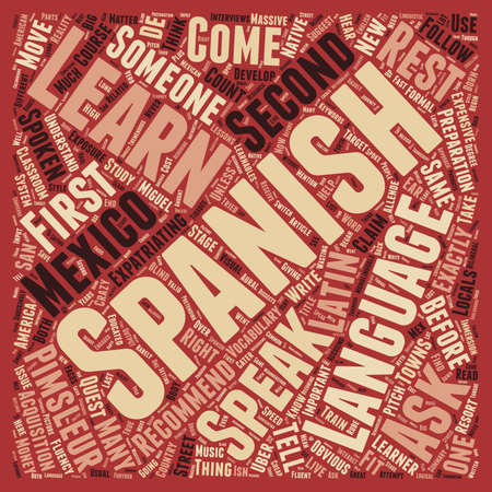 asked: If Someone Asked Me How To Learn A New Language text background wordcloud concept