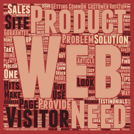 convert: How To Convert Hits Into Sales text background wordcloud concept