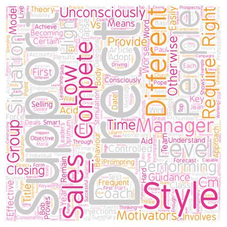 Hoe maak je een First Class Sales Team tekst achtergrond wordcloud concept uit te werken
