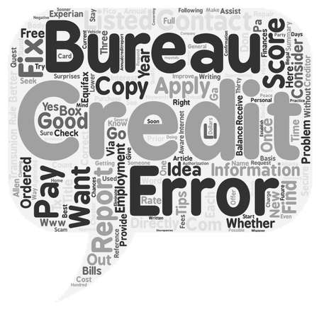 credit report: How Often Should I Check My Credit Report text background wordcloud concept