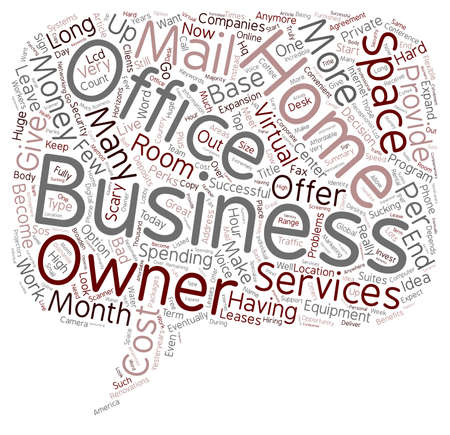eventually: Home Base Business text background wordcloud concept