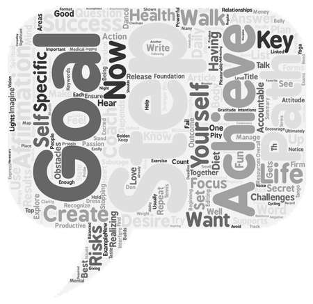 Create Your Path to Success text background wordcloud concept