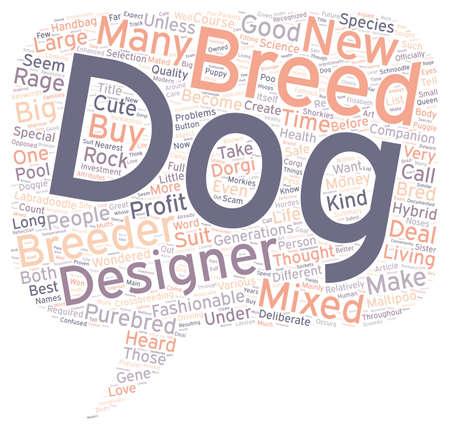 rage: Designer Dog Rage Is It Safe text background wordcloud concept