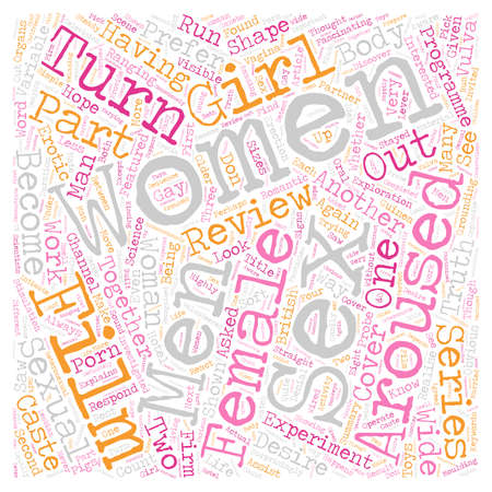truth: Did You See Truth About Female Desire Part 2 text background wordcloud concept Illustration