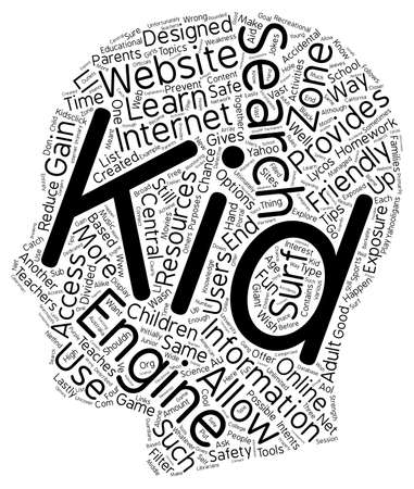 BWI list of resources text background wordcloud concept Illustration