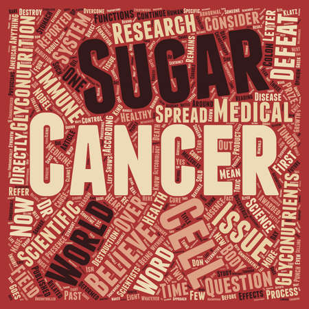 believer: Cancer Are You a Believer text background wordcloud concept