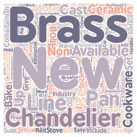 constantly: Cookware What s New In Cookware text background wordcloud concept