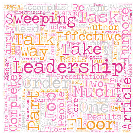 asserts: Can Leadership help Your Career text background wordcloud concept