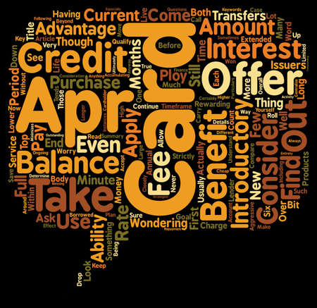 Apr Credit Cards You Can Find text background wordcloud concept 向量圖像
