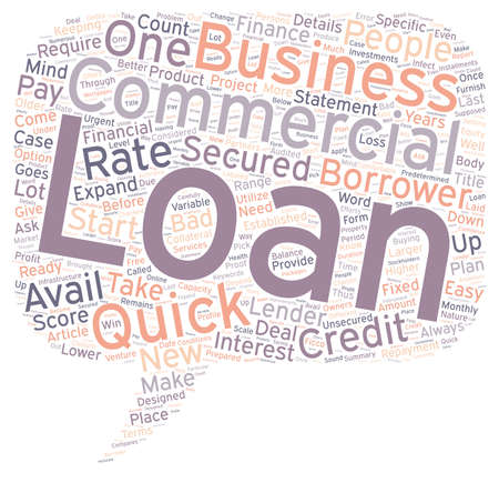 avail: Avail Ready Finance For Business Through Quick Commercial Loans text background wordcloud concept