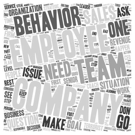 what if: Ask Don t Tell Leadership What If I Lose Control Of My Staff As A Leader text background wordcloud concept