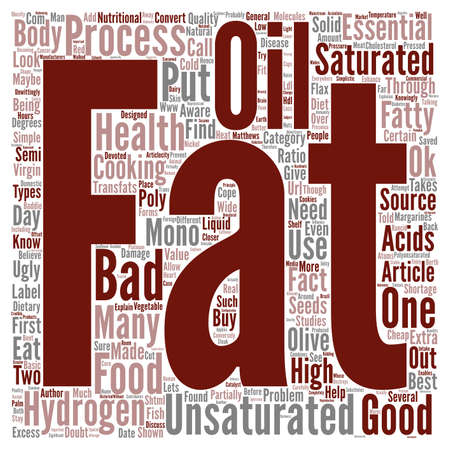 likely: Fat The Good The Bad and The Ugly text background word cloud concept Illustration