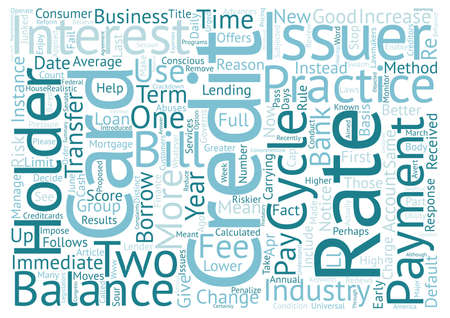 junked: Credit Card Industry Urged To Review Practices text background word cloud concept