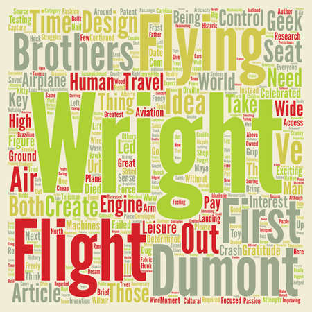 Flights Of Fancy An Air Of Gratitude text background word cloud concept Illustration