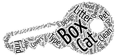 breeders: CT breeders choice of cat box text background word cloud concept