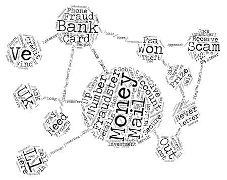 widespread: Fraud Beware Of The Fraudsters Text Background Word Cloud Concept Illustration