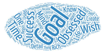 clarify: How To Become a Successful Psychopath text background word cloud concept
