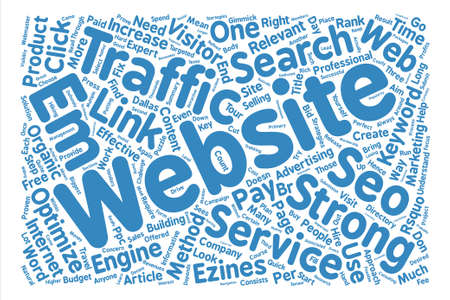 How to Conduct a Job Search text background wordcloud concept