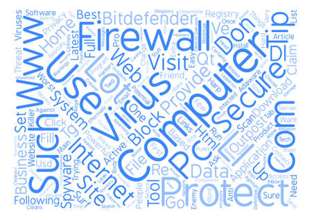 Home Business PC Security for Dummies text background word cloud concept