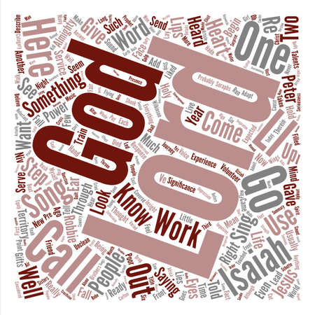 gulp: Here I Am Gulp Lord Word Cloud Concept Text Background