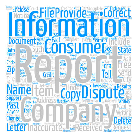 getting better: How To Improve Your Credit Report Word Cloud Concept Text Background