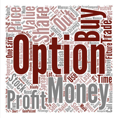 make summary: How to make money in the stock market Word Cloud Concept Text Background
