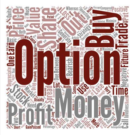 Wie man Geld in der Börse Word Cloud Concept Text Hintergrund Vektorgrafik