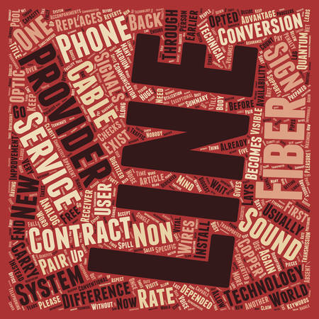 depended: Are You In Need Of A T Phone Line text background wordcloud concept