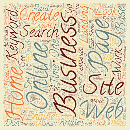 searches: Create an Online Business Site text background wordcloud concept