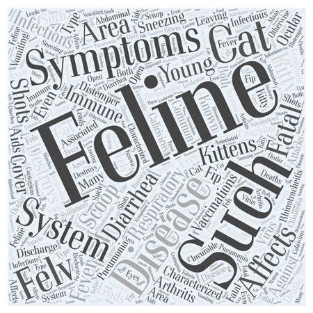 Does My Kitty Need Vaccinations Word Cloud Concept