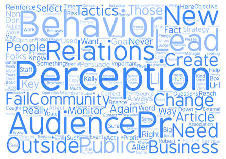 embarassment: Don t Get Caught With Your PR Down text background word cloud concept Stock Photo