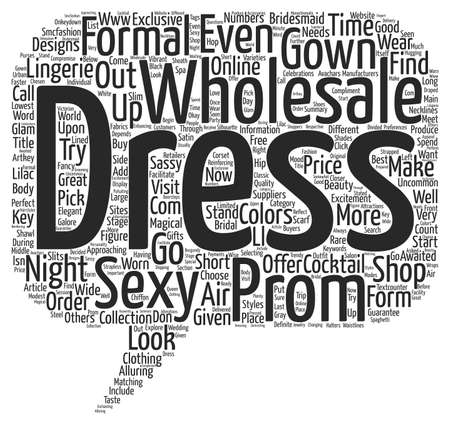 make summary: Dress Up to Compliment Your Look Word Cloud Concept Text Background