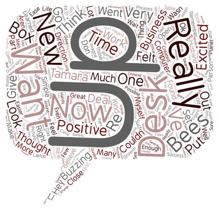heard: Are You Discouraged text background wordcloud concept