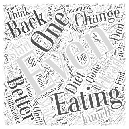 avoiding: fruit and vegetable Word Cloud Concept