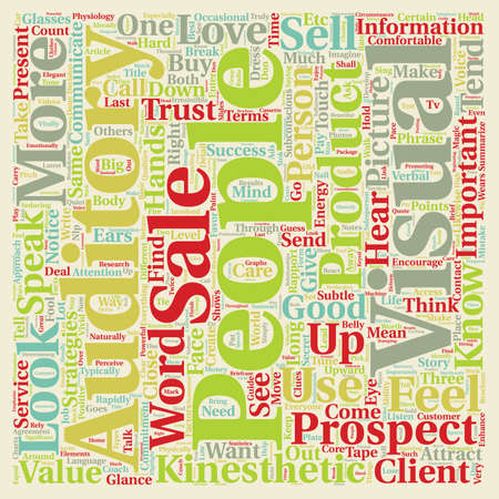 How To Be A Simply Irresistible Salesperson text background wordcloud concept