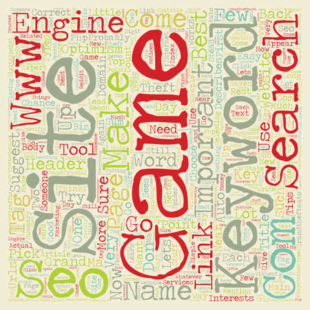 How To Seo For Beginners text background wordcloud concept
