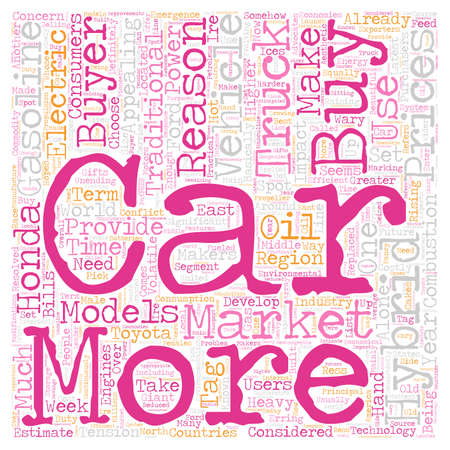 hybrid cars and trucks 1 text background wordcloud concept