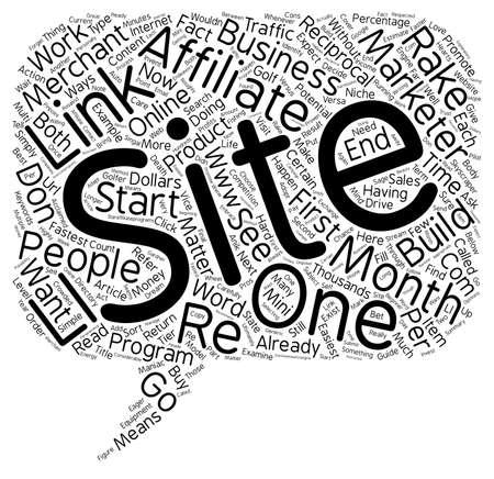 온라인 비즈니스 단어 구름 개념을 시작하는 방법