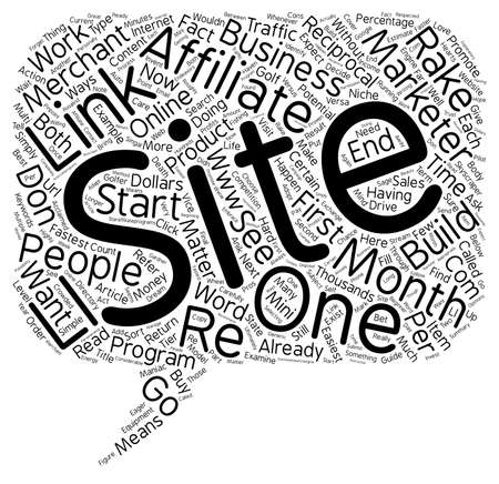 How to start an online business word cloud concept