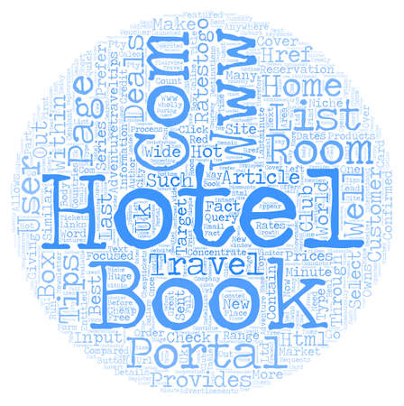 How you can book a room from RatestoGo com text background wordcloud concept