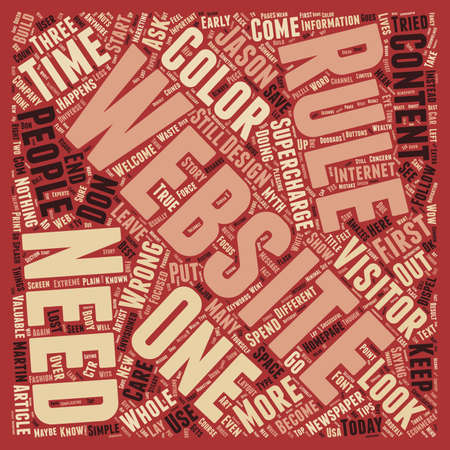 tried: How To Supercharge Your Website text background wordcloud concept