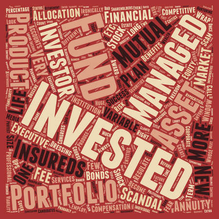 hypocritical: Investment Scandals Scams What s Next text background wordcloud concept