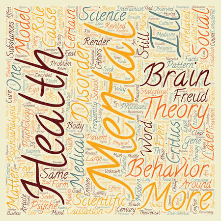 psychoanalysis: In Defense of Psychoanalysis text background wordcloud concept
