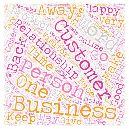 It is Personal It s Business text background wordcloud concept Çizim