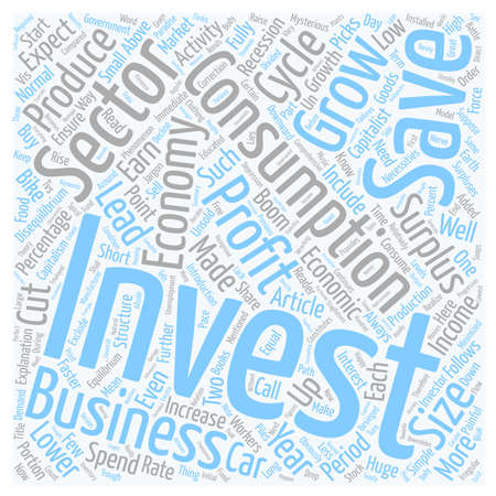 Market Failures And Business Cycles Part text background wordcloud concept