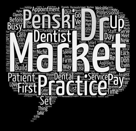 Love My Dentist text background word cloud concept