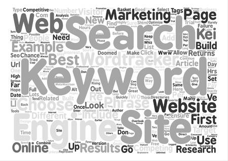 doomed: Is your Website Doomed for Failure Before you ve Built it text background word cloud concept