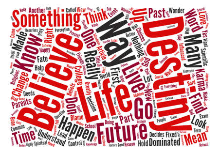 I know my destiny can I change it text background word cloud concept