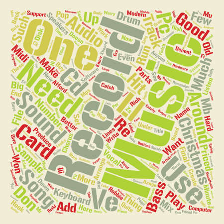 Little David text background word cloud concept Illustration