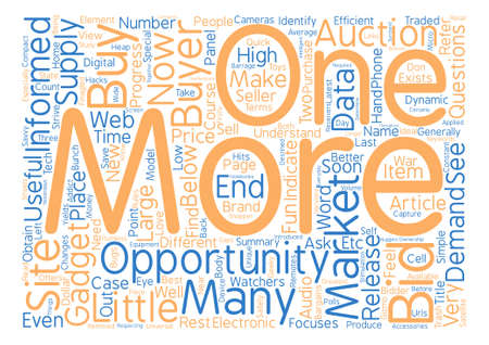How to buy brand name gadgets for bargains on the dollar Word Cloud Concept Text Background